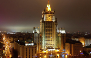 Foreign Ministry: Moscow urges UN security Council to coordinate the draft resolution on the coalition