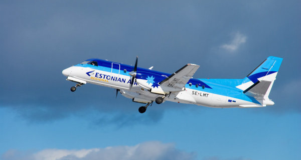 Estonian Air stops flights from the 8th of November due to financial difficulties