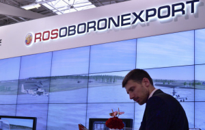 """Rosoboronexport"" has received orders for $18 billion"