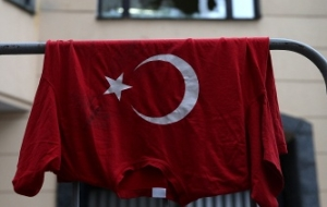 Sands: Turkish businessmen are sounding the alarm alarm