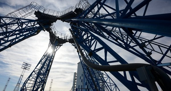 Roscosmos: the cost of the Vostochny space centre is estimated at 180 billion rubles
