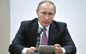 Putin will receive credentials of 15 ambassadors