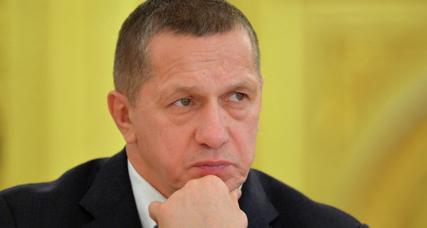 Trutnev did not support the proposal to make the Kurile Islands Thor