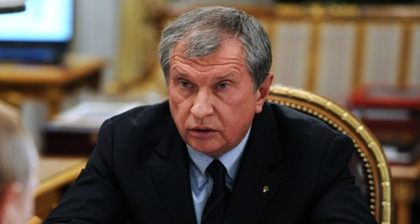 "Sechin discussed the stages of construction of shipbuilding complex ""Zvezda"""