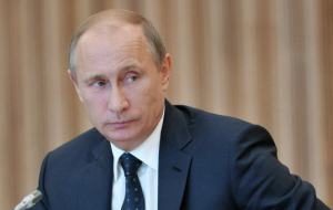 Putin on Tuesday will meet with the head of Sberbank Gref
