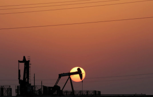 Oil prices lower amid oversupply