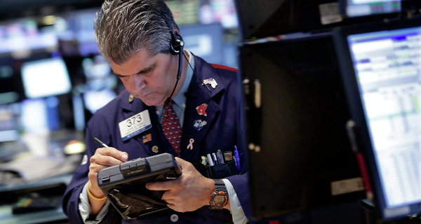Listing in the US are falling at the opening in anticipation of the fed rate hike