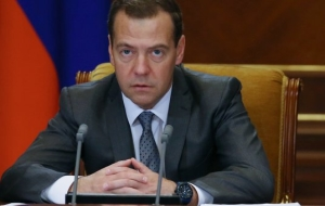 "Medvedev, December 1, will hold a reception of Russians as the leader of ""United Russia"""