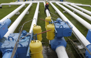 EC: in the interest of all parties to continue the transit of gas through Ukraine