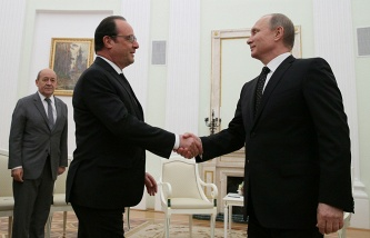 Putin: Russia and France will continue to insist on the implementation of the Minsk agreements on Ukraine