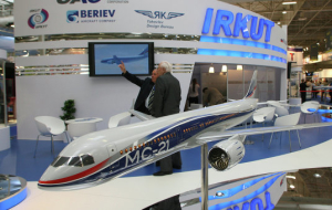 Russia signed with Egypt a contract for the supply of 6 aircraft MC-21
