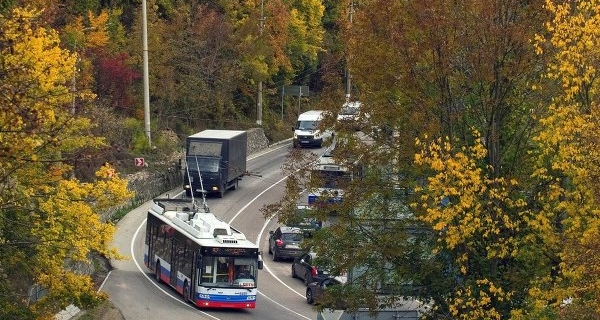 The Ministry of transport: the first 110 buses will enter the fleet of Crimea in November