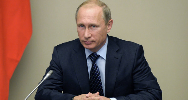 Putin: begins work on the message to the Federal Assembly