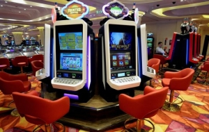 "Russia's largest casino has opened in the resort zone ""Primorye"""