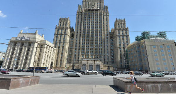 Foreign Ministry: Russia after explosion A321 will use its right of self-defence