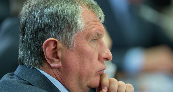 "Sechin: privatization of ""Rosneft"" should precede its state support"