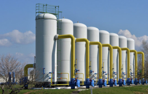 """""""Ukrtransgaz"""", """"Naftogaz"""" in October imported from Russia gas on $451 million"""