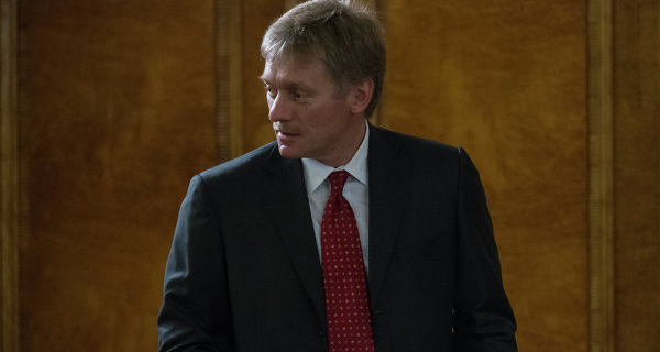 Peskov: Putin discussed with the Russian security Council anti-terrorism
