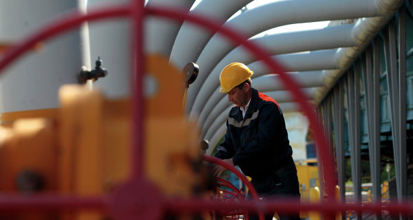 Kiev expects the price of gas from Russia in the first quarter, below the $227 per thousand cubic meters