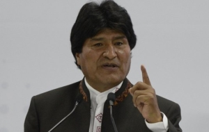 The President of Bolivia: the capitalist system is destroying the planet