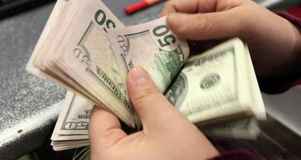 The dollar depreciates against foreign currencies after minutes of the fed meeting