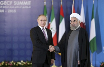 Putin: Russia is ready to allocate government loan to Iran by $5 billion