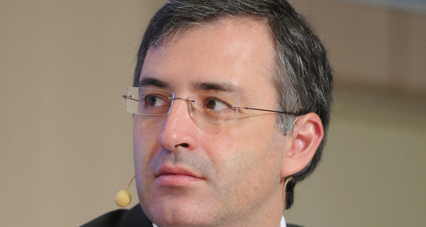 Guriev was appointed as chief economist of the EBRD