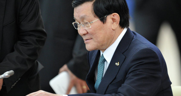 The President of Vietnam: the Asia-Pacific region face serious challenges