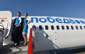 """Victory"" is going to open the sale on international flights for 999 rubles"