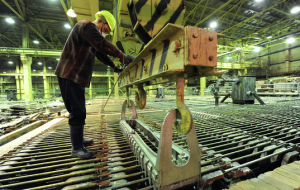 The level of industrial production in the Tyumen region increased by more than 10%