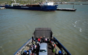 Power: Kerch ferry after the construction of the bridge will not lose value