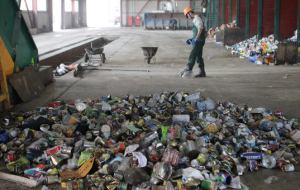 Processing plant garbage cost earned in Transbaikalia