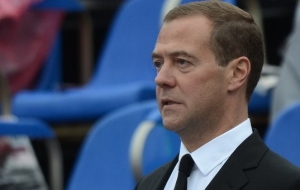 Medvedev invited the Prime Minister of Thailand to visit Russia