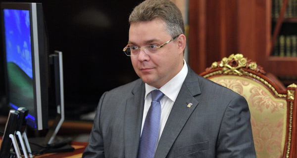 The Governor of Stavropol region has banned the parties from the budget
