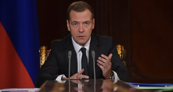 Medvedev expects that Friday the 13th will not prevent the budget to pass I reading