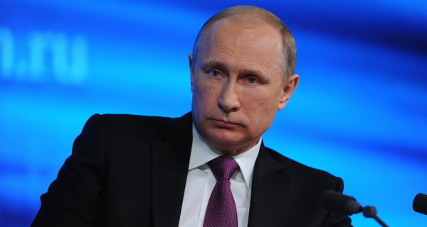 Putin will hold a big press conference on December 17