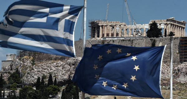 The Greek government considers the positive outcome of the Eurogroup meeting