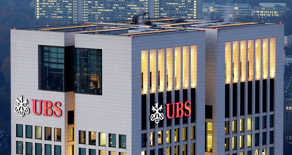 UBS's net profit in January-September has doubled