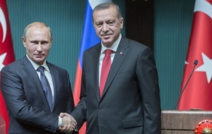 Bags: Russia hopes for early negotiations Putin and Erdogan