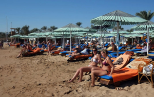 "The tourism sector in Sharm El-Sheikh are confident that the resort will ""die"" without Russians"