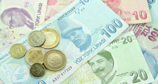 The Turkish Lira reached the highest level since July on the results of the elections in the country