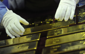The price of gold increases slightly in anticipation of data on U.S. labor market