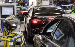 The Ministry of industry and trade expects lower production of cars in Russia by 5%