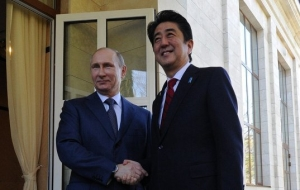 Japan is engaged in the settlement of the question of the meeting between Abe and Putin