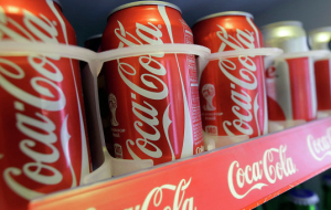 Revenue Coca-Cola HBC for the 9 months decreased by 1.6%