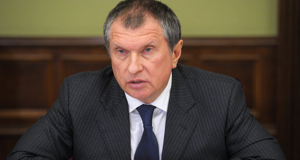 """Sechin suggested Japanese shipbuilders to join the project of the complex """"Zvezda"""""""