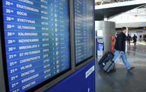 "Termination of flights to Turkey will reduce the passenger traffic of ""Vnukovo"" 3%"
