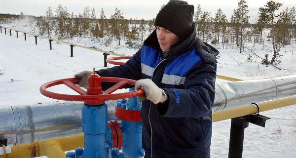 Gazprom: gas supplies to Ukraine are terminated prior to receipt of payment