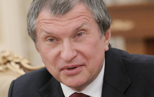 "Sechin: ""Rosneft"" has not closed any project with the EU and the US because of sanctions"