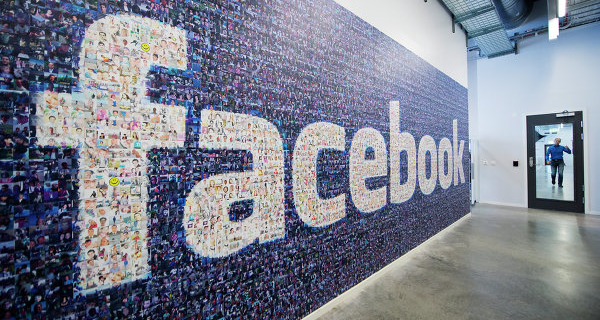 Net profit of Facebook in the 9 months decreased by 5%